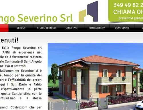 Realizzazione sito web a Padova – Pengo Severino Srl