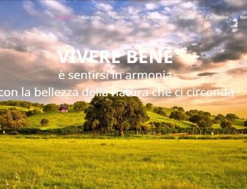 Realizzazione siti web Padova – Vivere Bene Academy, corsi yoga a Padova