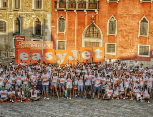 EasyJet Venezia, il refrigerio del marketing