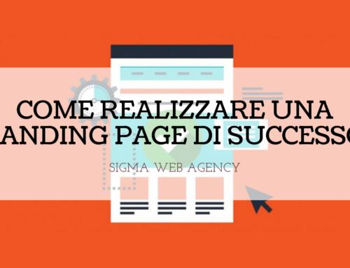 I 5 errori da non fare se vuoi ottenere una landing page di successo